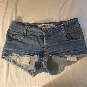 Brandy Melville Jean shorts!